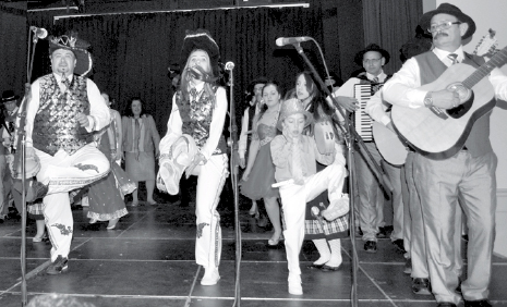 Dança de Pandeiro do CCPM