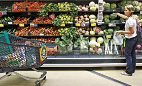 Famílias compram mais frescos e cozinham mais