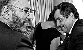 Nuno Crato e Mário Nogueira dizem estar dispostos a negociar