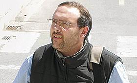 O juiz Rui Teixeira está colocado no tribunal de Torres Vedras