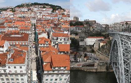 Lisboa e Porto