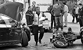 José Manuel Santos tinha 49 anos e era polícia municipal no Porto. (NUNO FERNANDES VEIGA)