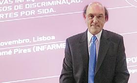 Leal da Costa diz que há hospitais que não dão remédios a doentes devido a restrições. (SÉRGIO LEMOS)