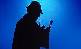 Personagens criadas por Arthur Conan Doyle não estão protegidos pelos direitos de autor. (Paul C. Chauncey/CORBIS)