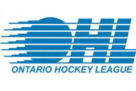 O logótipo da Ontario Hockey League. Cortesia: ontariohockeyleague.com.
