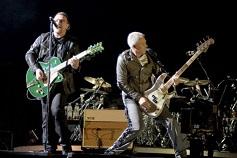 A banda irlandesa U2