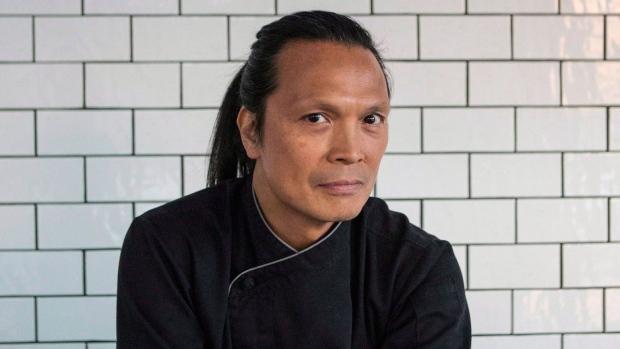 O Chef Susur Lee é visto nesta foto de arquivo em Toronto. (Chris Young/The Canadian Press)