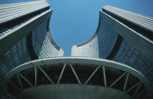 Foto do arquivo da Toronto City Hall.