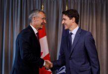 Foto: Justin Trudeau / Twitter