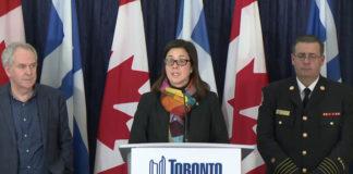 Foto jornal: Youtube/City of Toronto