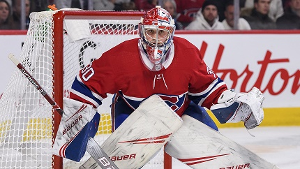 FOTO: TWITTER/ MONTREAL CANADIENS