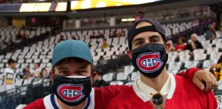 FOTO: MONTREAL CANADIENS TWITTER